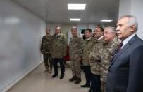HAVA KUVVETLERİ KOMUTANLIĞI - Cumhurbaşkanı Erdoğan, Hatay'daki Harekat Merkezinden Askerlere Konuştu