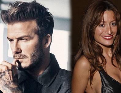 David Beckham'ın çocuklarının dadısına 1 milyonluk teklif: Beckham ile seks yap ve...