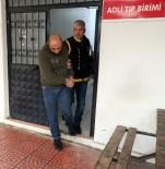 HIRSIZLIK ZANLISI - Demir Şebekeyi Söküp Evi Soyan Hırsız Yakalandı