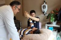 FELÇLİ HASTALAR - Denizli, Dünyanın Hastalarını Ağırlıyor