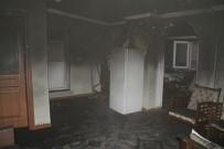 Elektrik Arızası Evi Kül Etti