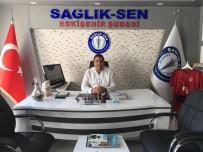 DEVE KUŞU - Eskişehir Sağlık-Sen'den Türk Tabipler Birliği'nin 'Savaş Bir Halk Sağlığı Sorunudur' Açıklamasına Tepki
