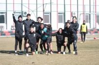YÜCEL İLDIZ - Eskişehirspor, Elazığspor'a Hazır