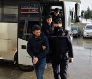 YENIKENT - FETÖ'nün 'Askeri Mahrem Yapılanmasına' Yönelik Operasyonda Gözaltına Alınan 8 Şüpheli Hakim Karşısında