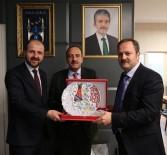 JEOTERMAL KAYNAKLAR - Gölbaşı Belediye Başkanı Duruay Yeni Atanan Bürokratları Ziyaret Etti