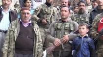 MEHMET CAN - Güvenlik Korucuları Afrin'e Gitmek İstiyor
