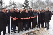 SAKARYA VALİSİ - Hendek'te Planlı Ormancılık'ta 100. Yıl Anıtı Açıldı