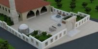 SEVINDIK - İbrahim Yusuf Paşalar Cami Restore Ediliyor