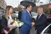 BILAL ÖZKAN - İçişleri Bakan Yardımcısı Ersoy, Sur'u Ziyaret Etti