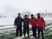MUHARREM YıLDıZ - Kars 36 Spor Haftayı 'Bay' Geçirecek