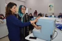 AĞIRLIK KALDIRMA - Kartepeli Kadınlar İçin Düzenlenen Sağlık Eğitimleri Devam Ediyor