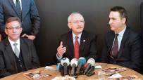 GÜRSEL TEKİN - Kılıçdaroğlu Açıklaması 'ABD'nin Teröre Karşı Çok Açık Ve Net Tavır Takınmasını İstiyoruz'