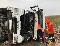 Kızıltepe'de Trafik Kazası 2 Yaralı