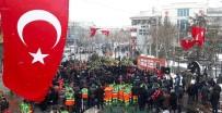 MUHTARLAR BİRLİĞİ - Konya'da 'Her An Dua Her Yer Türk Bayrağı' Kampanyası