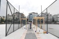 KONYAALTI BELEDİYESİ - Konyaaltı Hurma Mahallesi'ne Spor Parkı