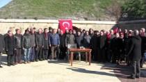 YUSUF YıLDıZ - Mecidiye Tabyası'ndan 'Zeytin Dalı Harekatı'na Destek