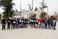 MEDINE - MHP'liler Gönüllü Askerlik İçin Başvurdu