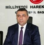 METIN ŞENTÜRK - Milli İttifaka MHP'li Kürt Yöneticilerden Destek