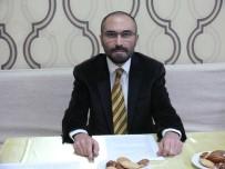 MİMARLAR ODASI - Mimarlar Odası Samsun Şube Başkanlığı'na Tokat'tan Aday