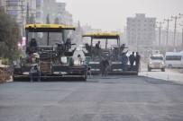 Nusaybin Belediyesi Üst Yapı Çalışmalarını Sürdürüyor
