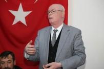 KADIN İŞÇİ - Odunpazarı Belediye Başkanı Kazım Kurt Vatandaşlarla Buluştu