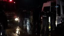 SİVİL POLİS - Polis otosu denize düştü: 1 polis kayıp, 1 polis yaralı!