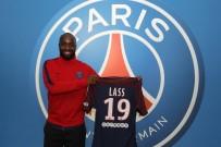 PARİS SAİNT GERMAİN - Lassana Diarra imzayı attı