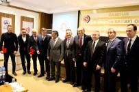 TURAN ÇAKıR - Samsun'un İhracat Şampiyonları Ödüllerini Aldı