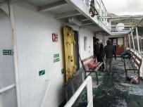 GEMİ PERSONELİ - Seyir Halindeki Gemide Yangın