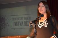 DEVRIMCI - Söke'de CHP'li Gençler Uğur Mumcu'yu Unutmadı