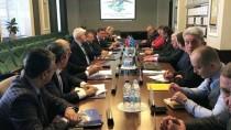 MURAT BAYBATUR - TBMM Milli Savunma Komisyonu Ukrayna'da