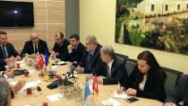 MİLLİ SAVUNMA KOMİSYONU - TBMM Milli Savunma Komisyonu Üyeleri KTMM'yi Ziyaret Etti
