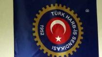 AKSAZ DENIZ ÜSSÜ - Türk Harb-İş'ten Zeytin Dalı Harekatı'na Destek