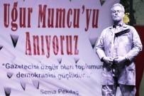 ANMA ETKİNLİĞİ - Uğur Mumcu İzmir'de Unutulmadı