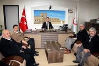 Vatandaşlardan Başhekime 'Hayırlı Olsun' Ziyareti