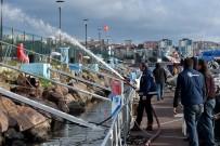 YAT LİMANI - Yat Limanında Yangın Tatbikatı Gerçekleştirildi