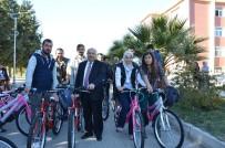 MUSTAFA TALHA GÖNÜLLÜ - 2017 Yılında 3 Bin 581 Üniversite Öğrencisi Bisikletlerden Faydalandı