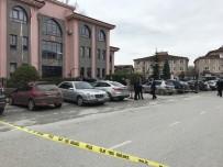 ADALET SARAYI - Adalet Sarayı Önünde Silahlı Çatışma Açıklaması 4 Yaralı
