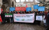 SELAHADDIN - Afrin'de Asker Olmak İçin Dilekçe Verdiler