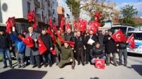 Afrin'e Gitmek İçin Askerlik Şubesine Koştular