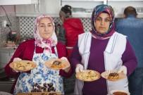 AHISKA - 'Ahıska Sofrası' Ahlat'ın Zengin Kültürüne Renk Kattı