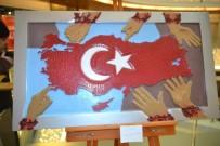 MEHMET KAVUK - Ahşap Ve Hat Oyma Sanatı Sergisi Açıldı