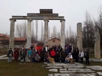 EFES - Aizanoi Antik Kenti'ne Ziyaretçi Akını