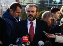 DIŞİŞLERİ SÖZCÜSÜ - AK Parti Sözcüsü Ünal Açıklaması 'CHP, ÖSO'yu Terörist Gibi Gösteriyor'