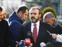 DIŞİŞLERİ SÖZCÜSÜ - AK Parti Sözcüsü Ünal: CHP yine algı operasyonuna başlamıştır