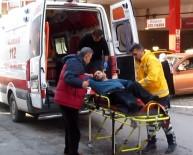 ESKIHISAR - Alacak Verecek Kavgası Kanlı Bitti Açıklaması 1 Yaralı