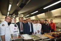 YEMEK TARIFLERI - Alanya Belediyesi'nden, ' Bir Elde Sen Uzat' Projesine  Destek