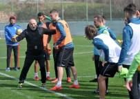 HIKMET KARAMAN - Alanyaspor'da Bursaspor Maçı Hazırlıkları Tamamlandı