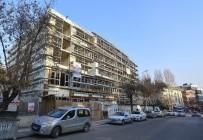 MESCID - Ankara'nın En Büyük Belmek Binasında Sona Doğru