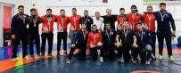 GÜREŞ TAKIMI - ASAT Güreşte Antalya Şampiyonu